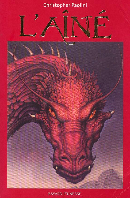 L'Aîné : Eragon 2 de Christopher Paolini
